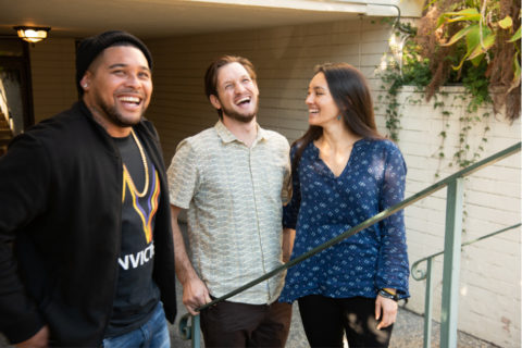Go to Homecoming Project wins Ivory Prize for Housing Affordability