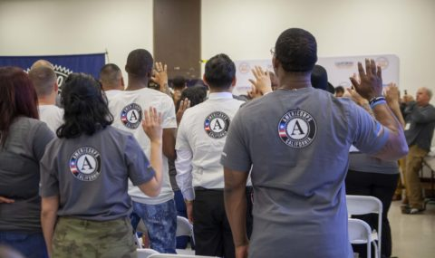 Go to AmeriCorps welcomes first cohort of members with prior involvement in California's justice system