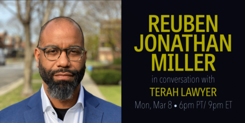 Go to Reuben Jonathan Miller in conversation with Terah Lawyer